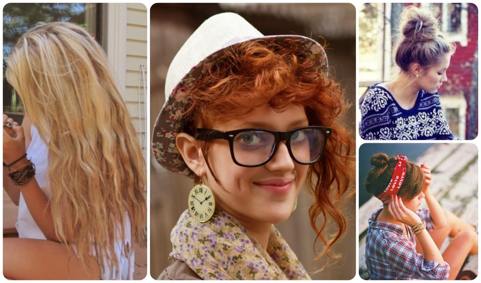 tendencia peinados hipster extensiones cabello natural
