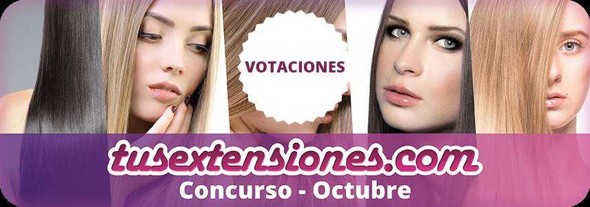 Empieza el concurso Chica TusExtensiones – Octubre