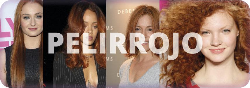 Extensiones de cabello natural: el pelirrojo está de moda