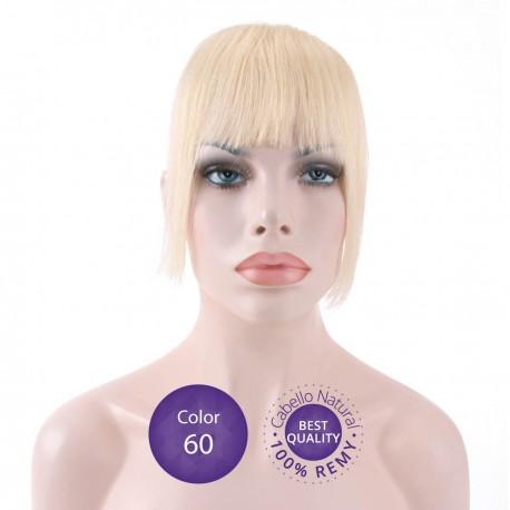 Flequillo postizo cabello natural Color 613