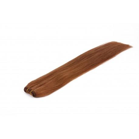 Extensiones de cabello cosido 100gr color 30