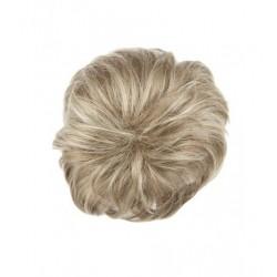 Postizo cabello natural de quita y pon alopecia