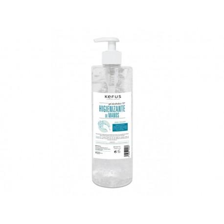 Gel alcohólico higienizante Kefus 1000 ml.