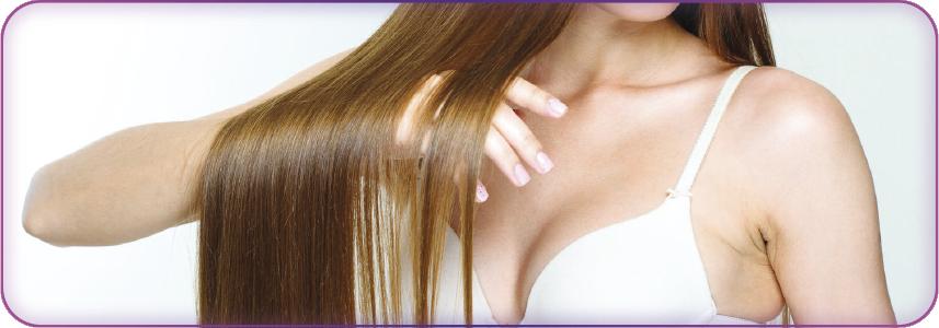 Factores que favorecen el crecimiento del pelo.