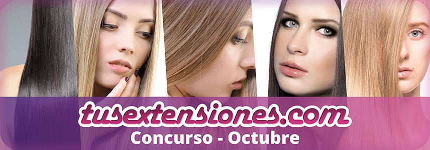 Concurso Chica TusExtensiones – Octubre