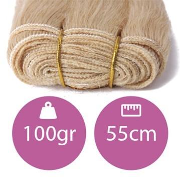 Cabello cosido 100 gramos 55 cms largo