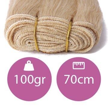 Cabello cosido 100 gramos 70cm, largo